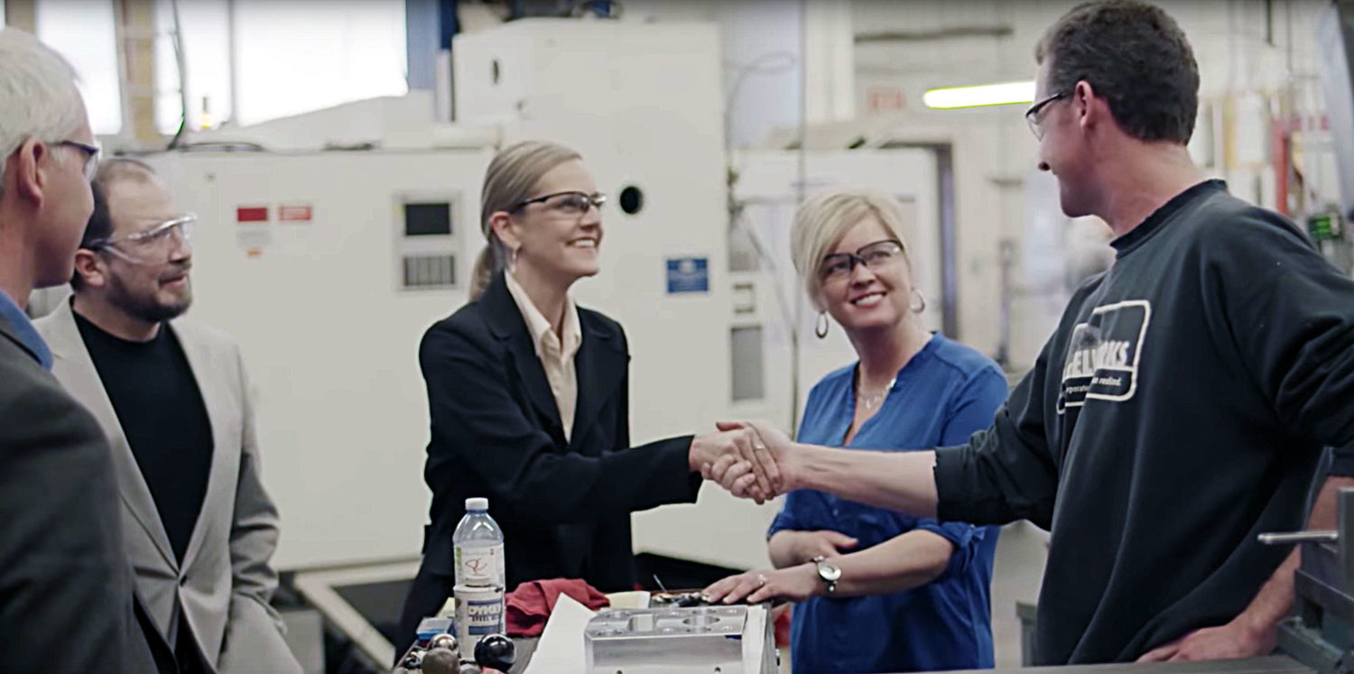 Women in Manufacturing Main Image